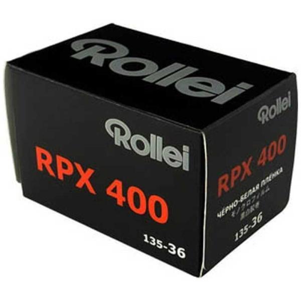 ROLLEI モノクロフィルムRollei RPX400 135−36 RPX4011
