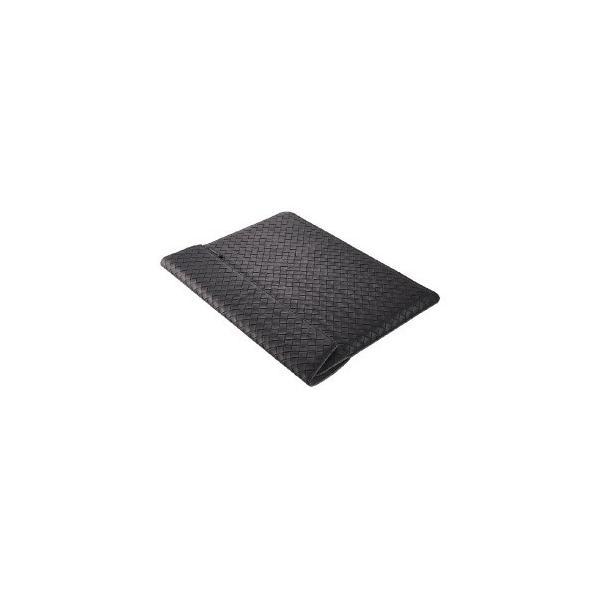 トリニティ MacBookAir Retina/Pro13インチ用ケース TR-MB1813-BS-MBK メッシュブラックの画像