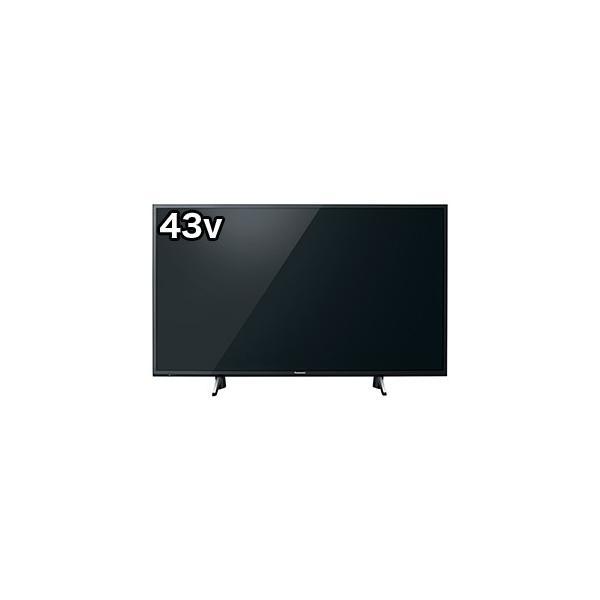 パナソニック 43V型 BS/CS 4Kチューナー内蔵液晶テレビ VIERA(ビエラ) TH-43GX750BSの画像