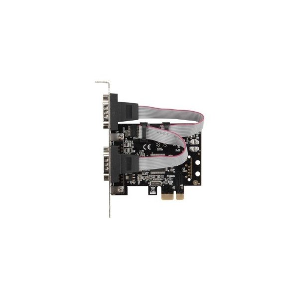 センチュリー シリアル×2ポートPCI Express×1接続 インターフェイスカード CIF−S2PCIe2