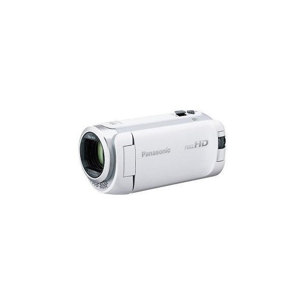 パナソニック HC-W590M-W ホワイトの画像