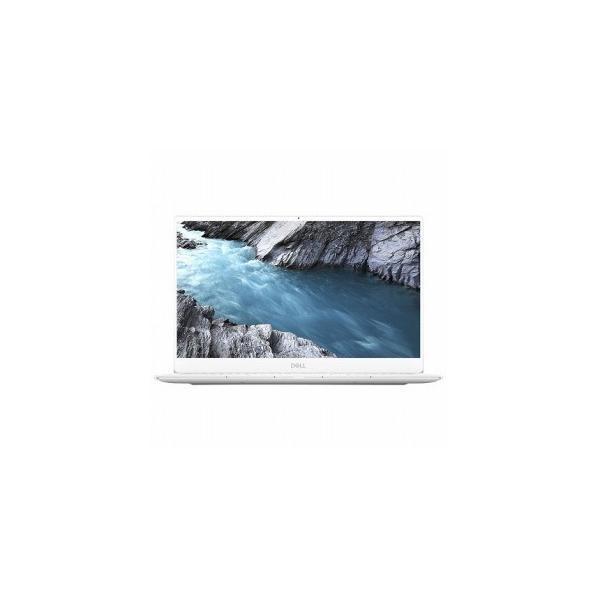 DELL MX73T-9HHBFW ノートパソコン XPS 13 9380 フロスト&アークティックホワイト [13.3型 /intel Core i7 /SSD:512GB /メモリ:16GB /2019年春モデル]の画像