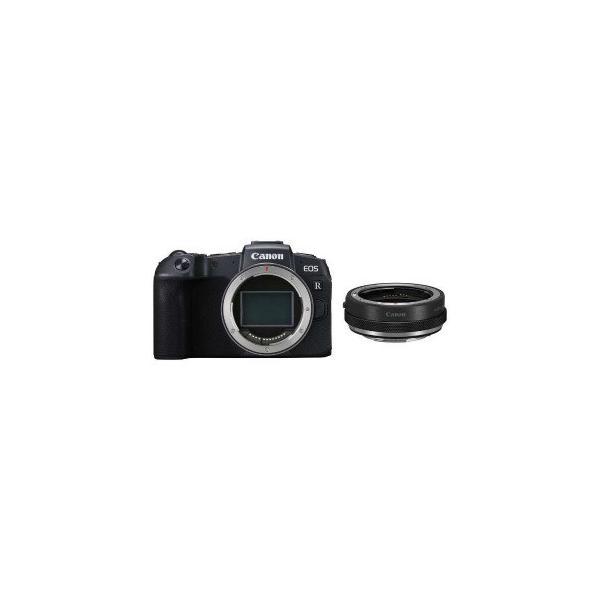 Canon ミラーレス一眼カメラ EOS RP 【ボディ(レンズ別売)】マウントアダプターキット EOSRPBODYMADK