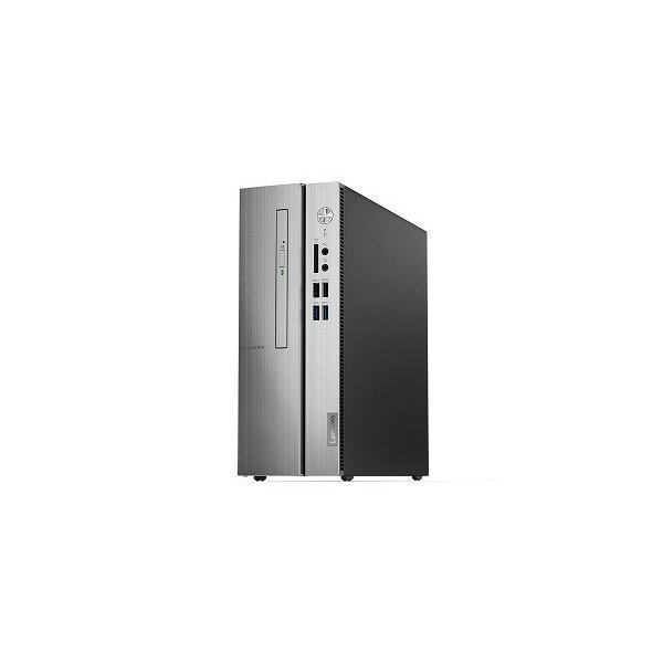 ideacentre 510S デスクトップパソコン [モニター無し /CPU:Core i3 /HDD:1TB /メモリ:8GB /2019年2月モデル] 90K8006WJP [モニター無し /HDD:1TB /メモリ:8GB /2019年2月モデル]の画像