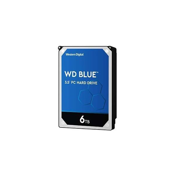 ウェスタン デジタル 「バルク品・保証無」 内蔵HDD [3.5インチ/6TB] WD60EZAZRTの画像
