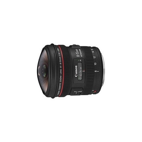Canon 交換レンズ「EF8−15mm F4L フィッシュアイ USM」 EF815LFE