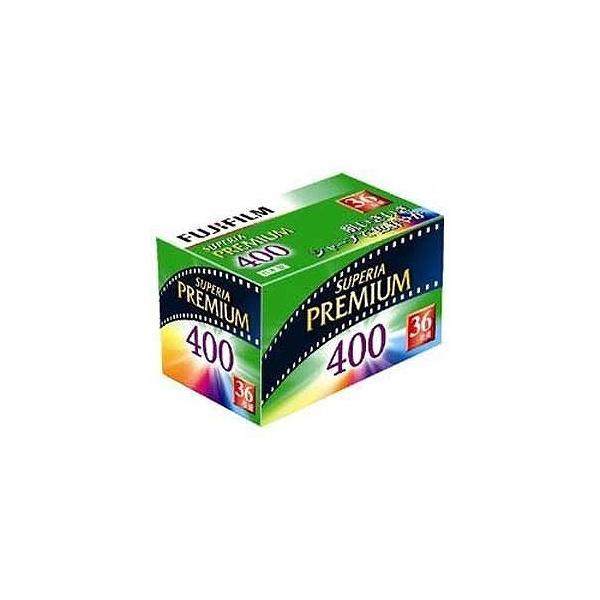 富士フイルム PREMIUM 400 36枚撮り 135PREMIUM36EX1