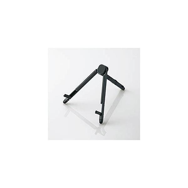 エレコム タブレット用「7〜10インチ」三脚スタンド(ブラック) TB−DS006BK