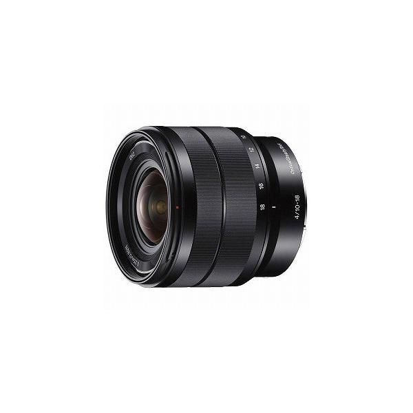 ソニー デジタル一眼カメラα「Eマウント」用レンズ (E 10−18mm F4 OSS) SEL1018