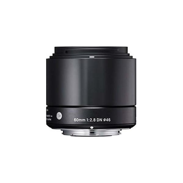 シグマ 60mm F2.8 DN(ソニーE/ブラック) 60mm F2.8 DN ブラック