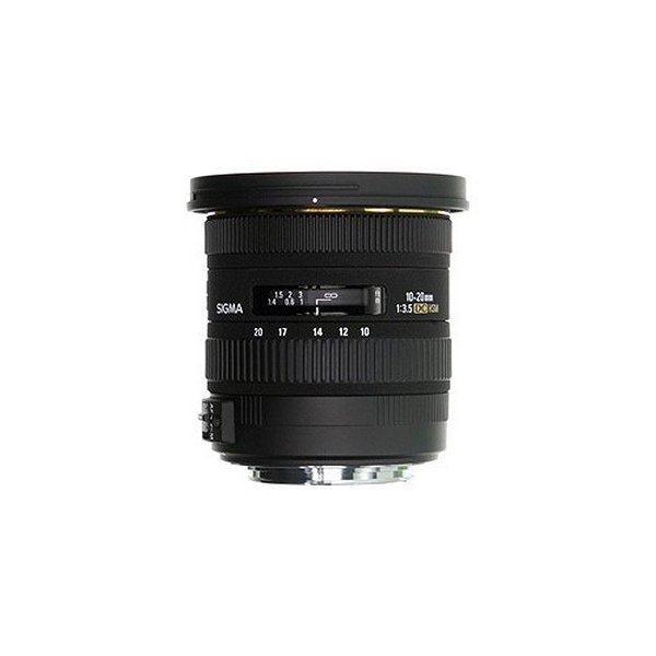 シグマ 広角レンズ ソニー用 10‐20mm F3.5 EX DC HSM(ソニー)