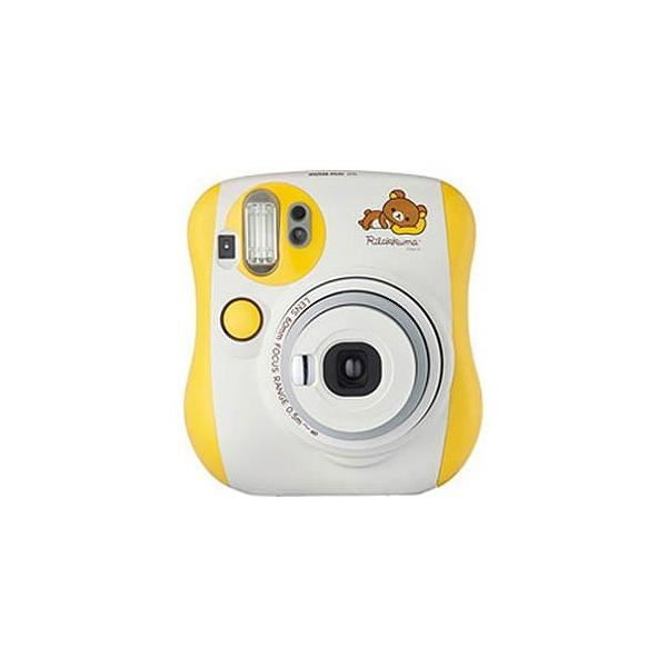 フジフイルム インスタントカメラ instax mini 25 「チェキ」 リラックマの画像