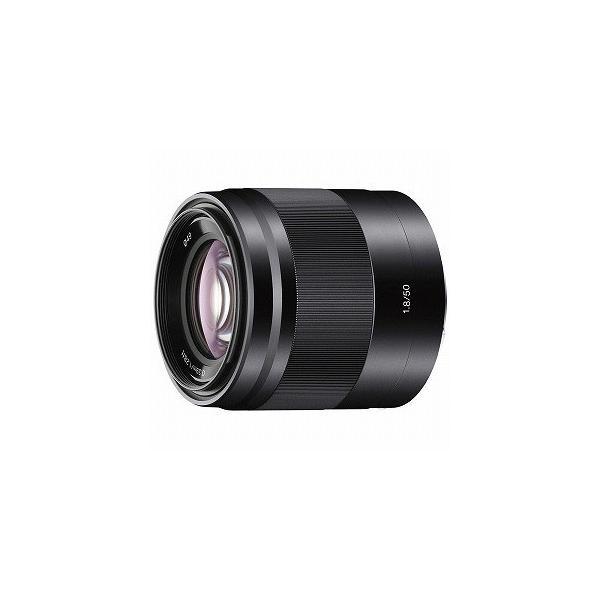ソニー 交換レンズ「E 50mm F1.8 OSS」 SEL50F18(B)