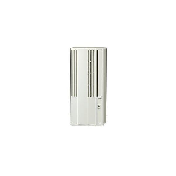 コロナ 窓用エアコン CW−F1819−W シティホワイト