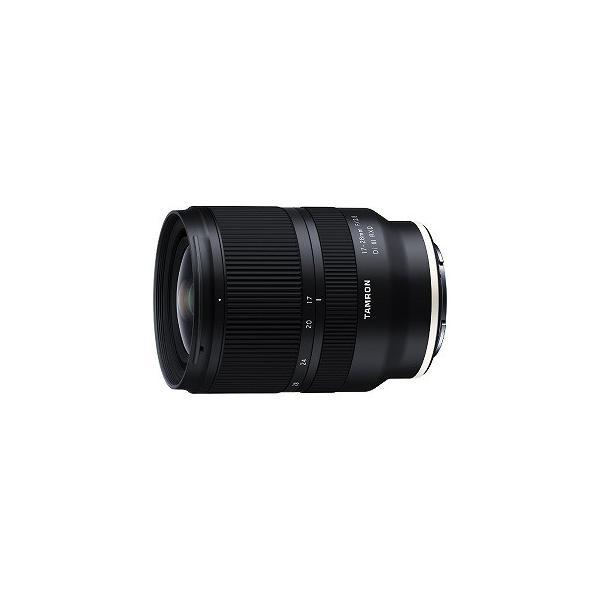 タムロン カメラレンズ 17−28mm F/2.8 Di III RXD「ソニーEマウント」 A046_17−28F2.8Di3【発売日以降のお届け】