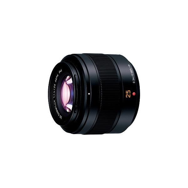 パナソニック Panasonic カメラレンズ LEICA DG SUMMILUX 25mm/F1.4 II ASPH
