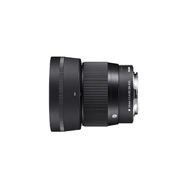 シグマ カメラレンズ 56mm F1.4 DC DN Contemporary「EF−Mマウント(APS−C用)」
