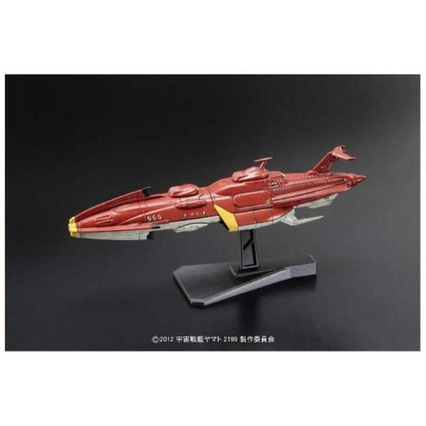 バンダイBANDAIプラスチックキットメカコレクション宇宙戦艦ヤマト2199No.10キリシマメカコレ2199キリシマ