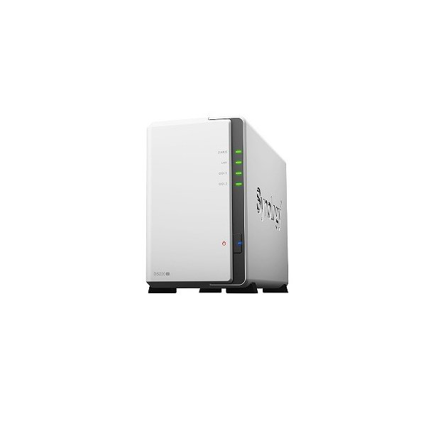 SYNOLOGY NASキット[ストレージ無 /2ベイ] DiskStation DS220j