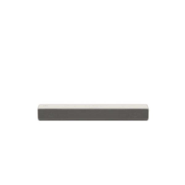 ソニーSONYホームシアター(サウンドバー)[2.1ch/Bluetooth対応]HT-S200FWクリームホワイト