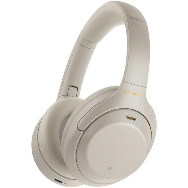 ソニーSONYブルートゥースヘッドホンWH-1000XM4SMプラチナシルバー Bluetooth/ハイレゾ対応/ノイズキャンセ