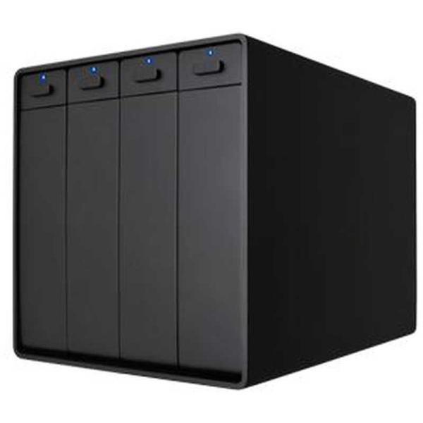 センチュリー HDDケース 3.5インチ 4台[USB3.0/SATA・Mac/Win] 裸族のタウンハウス CRTH35EU3S6G