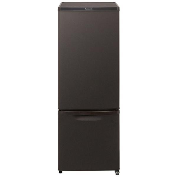 パナソニックPanasonic2ドア冷蔵庫(168L/右開き)NR-B17DW-Tマットビターブラウン(標準設置)