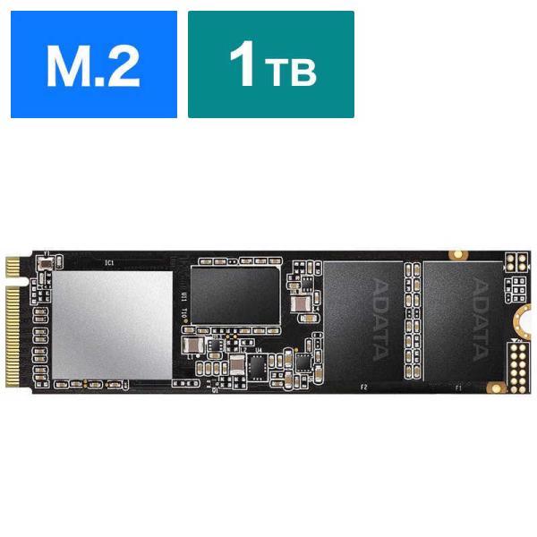 ADATA内蔵SSDXPGSX8200Pro[M.2/1TB]ASX8200PNP-1TT-C