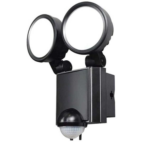 ELPA 「屋外用」コンセント式ELDセンサーライト  ESL-SS802AC