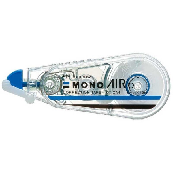 トンボ鉛筆 [修正テープ]モノエアー(幅6mm×長さ10m) CT-CA6