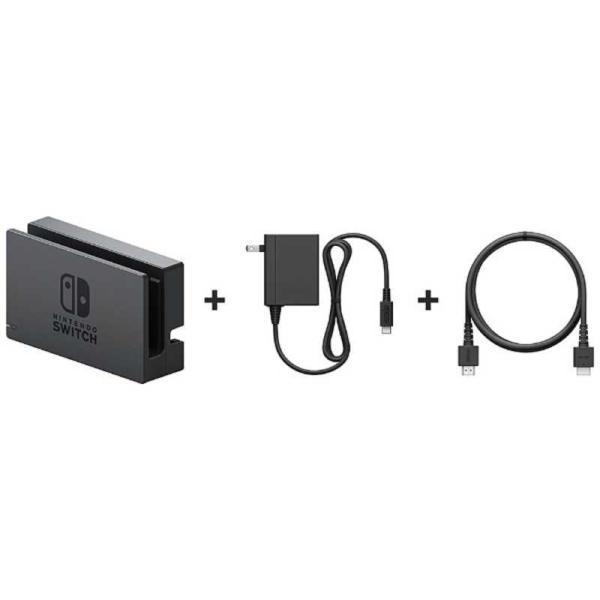 任天堂 Nintendo (純正)Nintendo Switchドックセット(Switch) スイッチドックセット(HAC