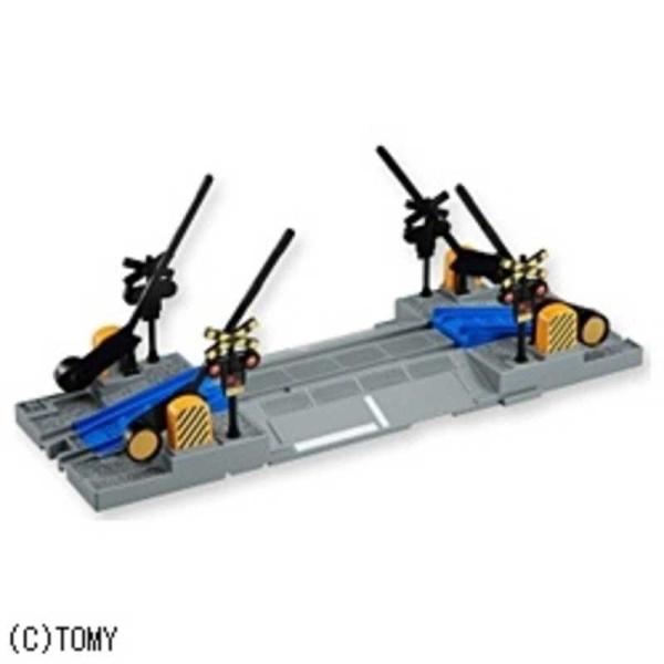 タカラトミープラレールJ-21大きな踏切(トミカタウン対応)