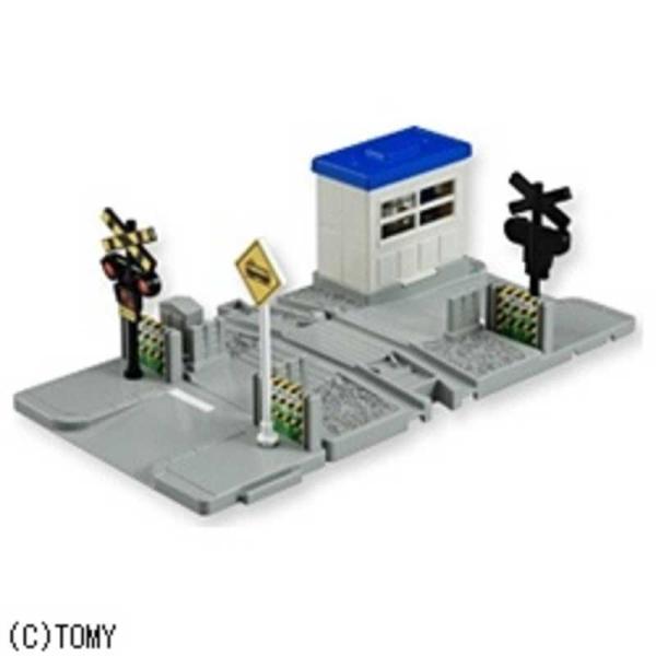 タカラトミープラレールJ-18小さな踏切(トミカタウン対応)