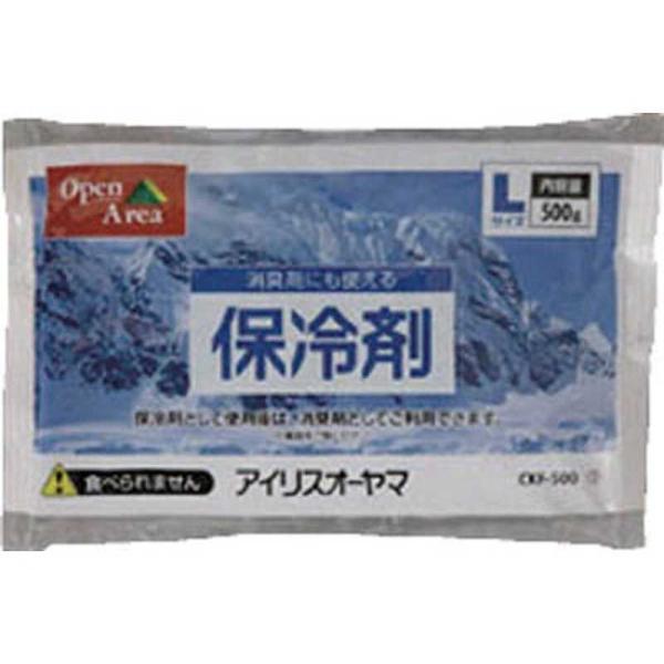 アイリスオーヤマIRISOHYAMA保冷剤ソフト(Lサイズ)CKF‐500