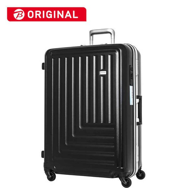 TRAVELEARTH スーツケース TE-0791-61BK ブラック [65L]