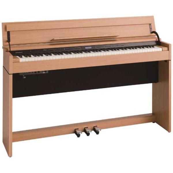 ローランドRoland電子ピアノDPシリーズ(88鍵盤/ナチュラルビーチ調仕上げ)DP603-NBS(標準設置)