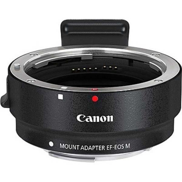 キヤノン CANON マウントアダプター EF‐EOS M