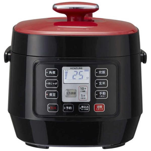 コイズミKOIZUMI電気圧力鍋KSC3501R