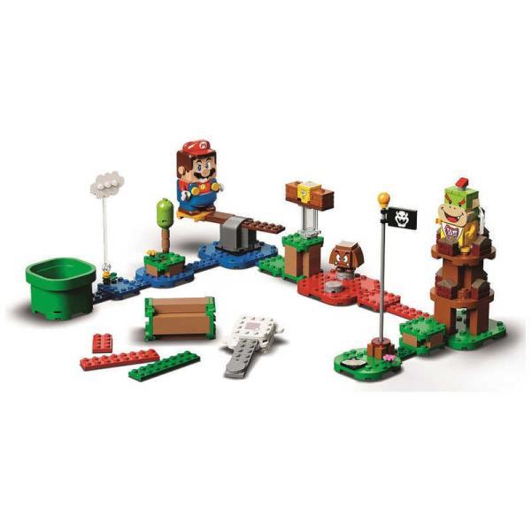 レゴジャパンLEGO(レゴ)71360マリオとぼうけんのはじまりスターターセット