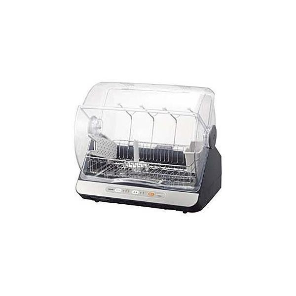 東芝 TOSHIBA 食器乾燥機(6人分) VD‐B15S‐LK (ブルーブラック)