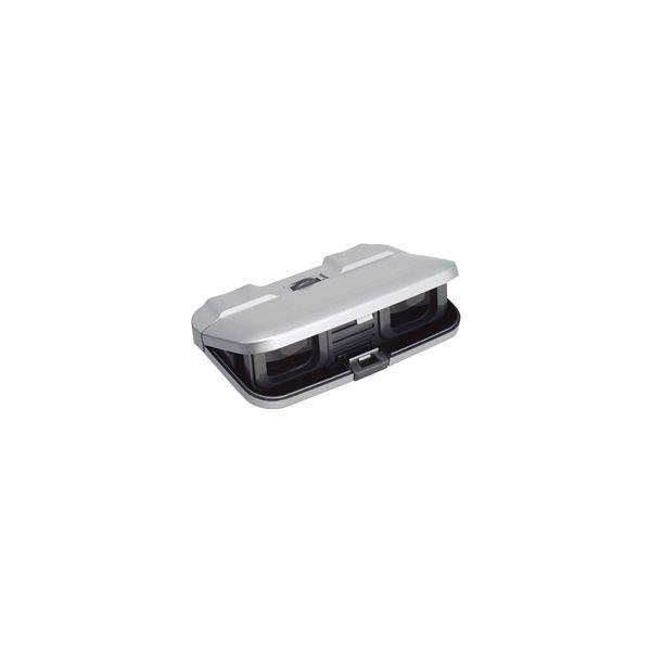 ケンコー Pliant3×25 スリム シルバー 141749 1本  (直送品)