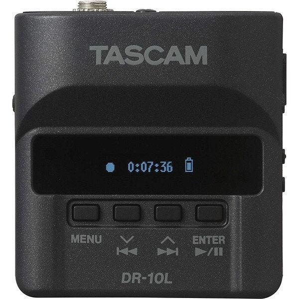TEAC TASCAM ピンマイクレコーダー DR-10L (直送品)