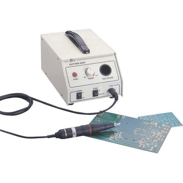日本アレックス『卓上型超音波カッター(KW-430C)』