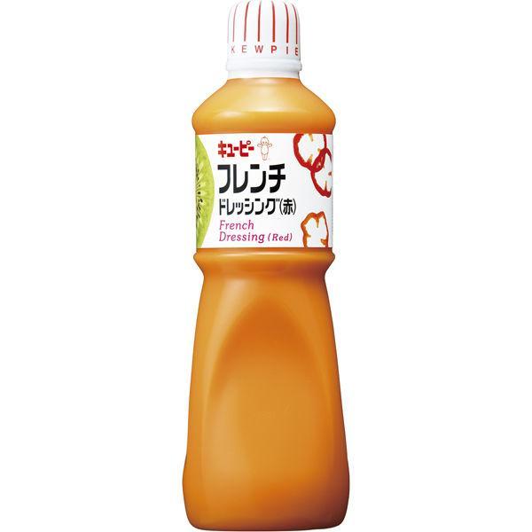 キユーピー フレンチドレッシング 赤(業務用) 1L