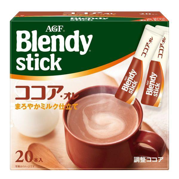 味の素AGF ブレンディ スティック ココア・オレ 1箱(21本入)