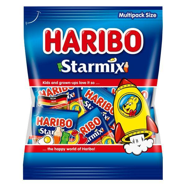 ハリボー ミニスターミックス 1袋 グミ お菓子 輸入菓子