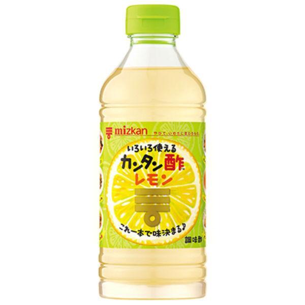 ミツカン カンタン酢レモン 500ml