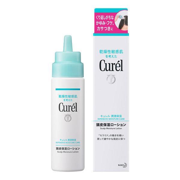 Curel(キュレル) 頭皮ローション 120mL 花王 敏感肌