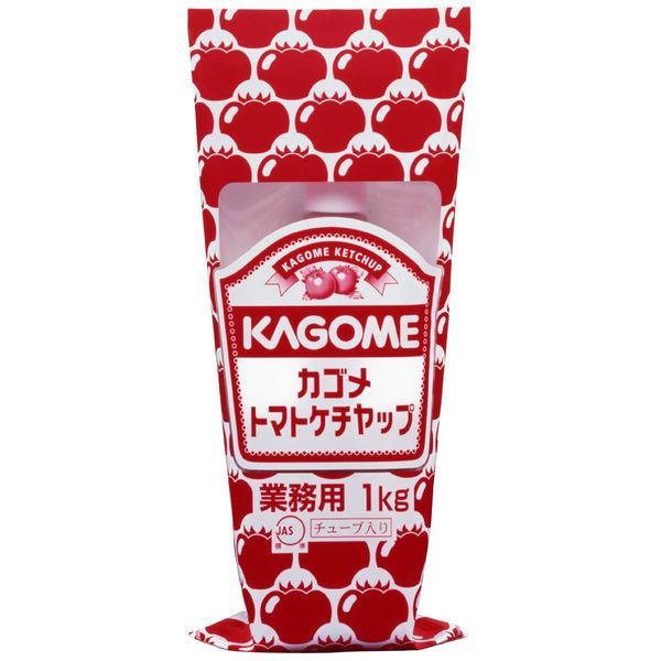 カゴメ 業務用トマトケチャップ標準 1kg 1本