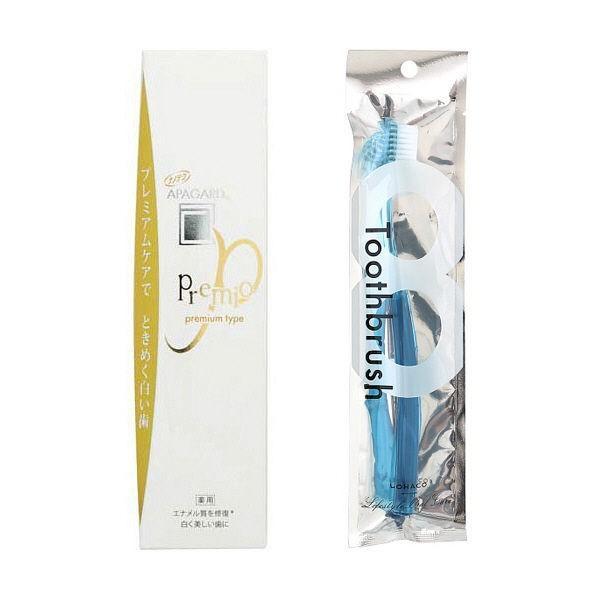 アパガード プレミオ 100g 美白 ホワイトニング 歯磨き粉 薬用 再石灰化